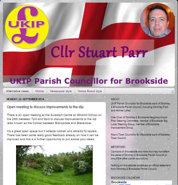 Stuart Parr for Brookside