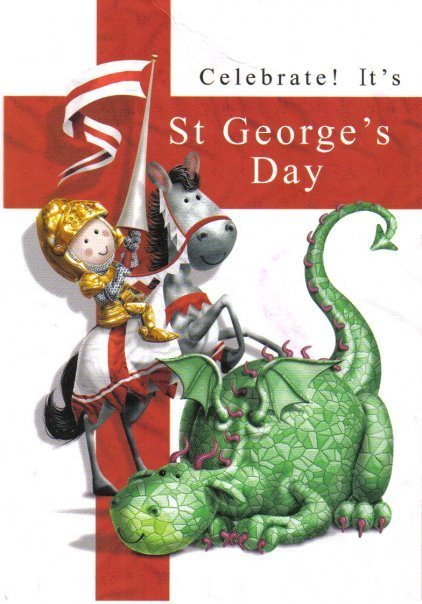 Happy St Georges Day