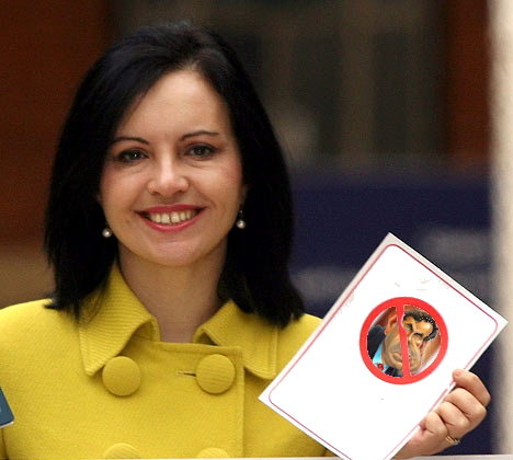 Caroline Flint - No Gordon Brown