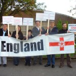 Smethwick Protest