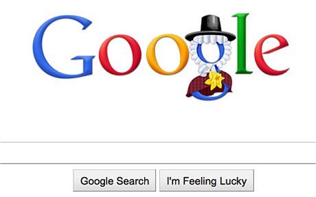 Google Doodle St David's Day