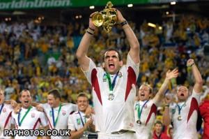 Rugby Union World Cup 2003 Final England -v- Australia