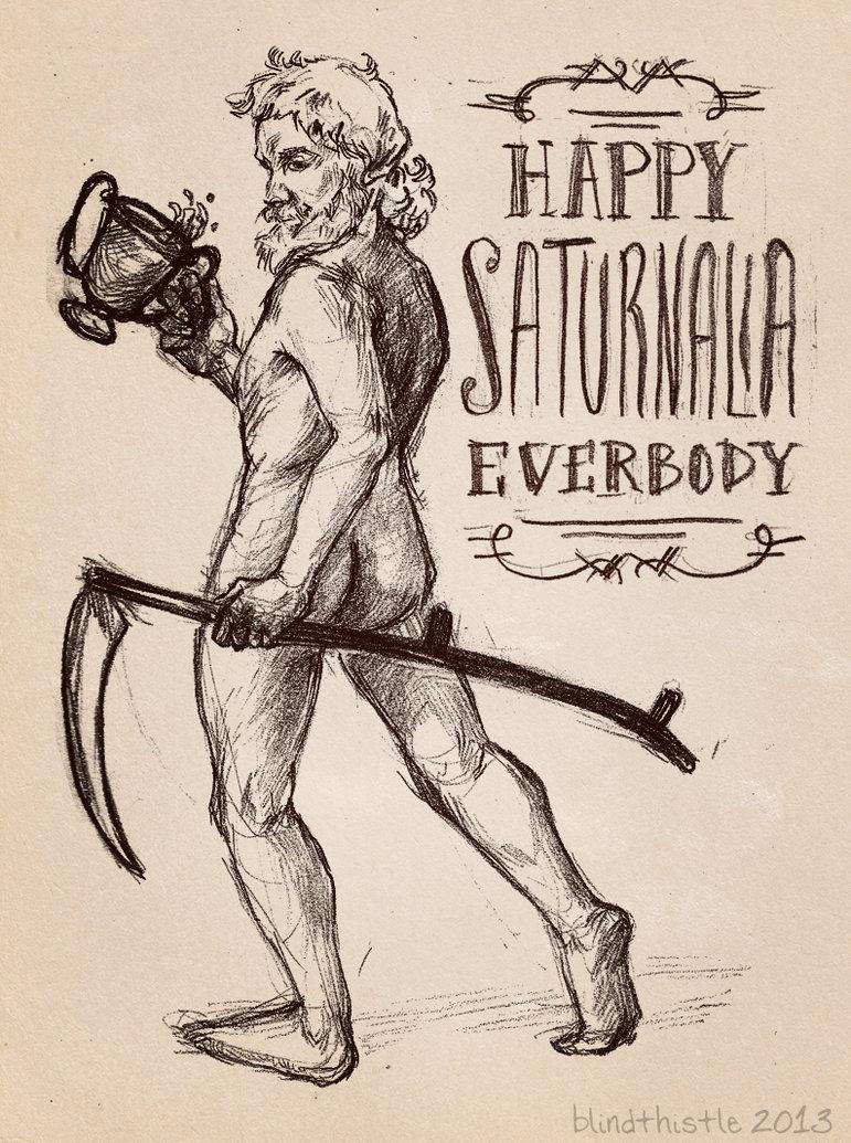 Sexy Saturnalia